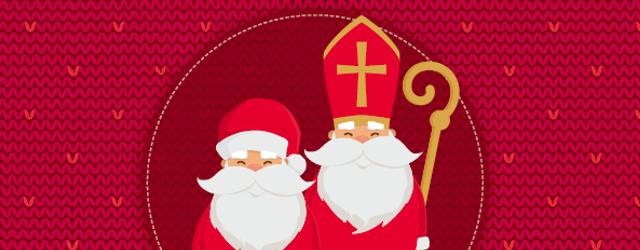 Het duurt nog even vooraleer we er echt van kunnen genieten maar de Sint en de Kerstman tonen u nu reeds met veel trots wat ze in petto hebben